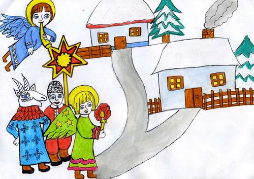 Різдвяні Книжки та Мрії, Оповіді та Дійства