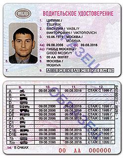 Справка водительское удостоверение Дедовск
