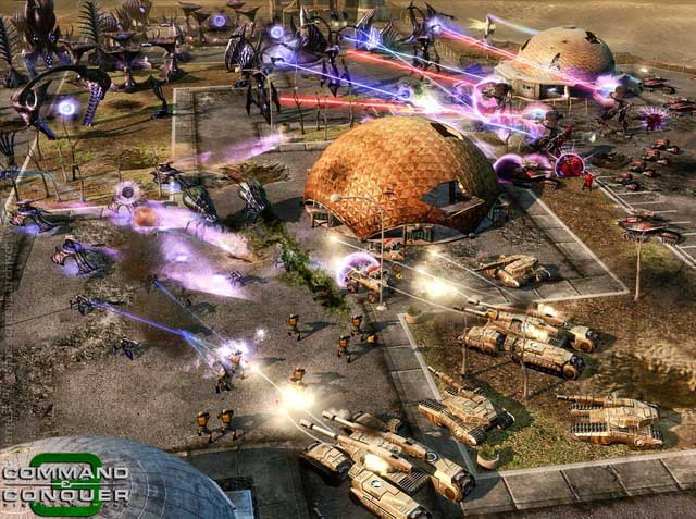 Command & Conquer 3Tiberium Wars Kane Edition(2007/ENG/RIP by TeaM