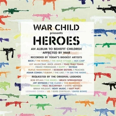 Franz Ferdinand - War Child Heroes