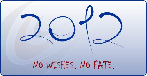 No wishes. No Fate. 2012.