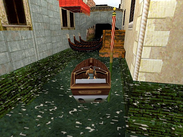 Tomb Raider 2 - Venice