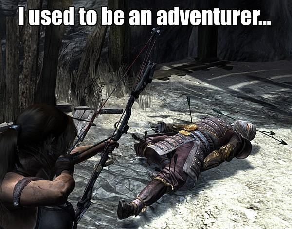 Tomb Raider - Adventurer