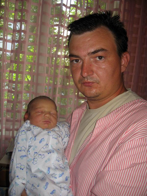 Владимир Владимирович с папашей