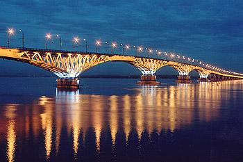 Мост через кольский залив г