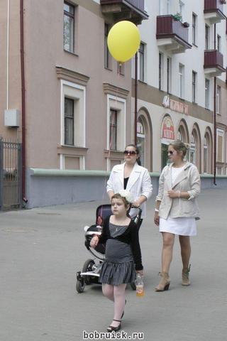 Бобруйск 1 мая