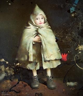 Художник с детской душой