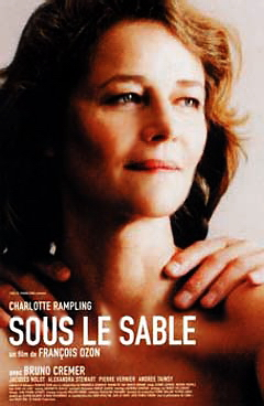 Под песком / Sous le sable (Франсуа Озон / Francois Ozon) [2000 г., психологическая драма, DVD5] MVO + Original Fre + Sub Eng