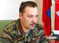 новый командир 68 орб капитан Роман Шадрин