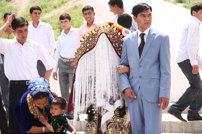 Фото свадебных платьев в туркменистане