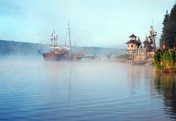 Зюраткуль, Китова пристань