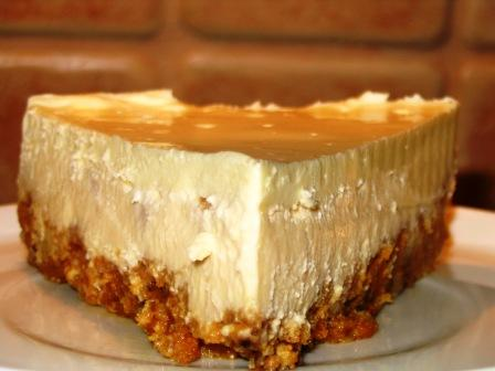 Three Cities of Spain Cheesecake - Chatskaa
