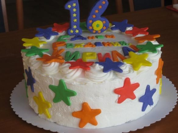 Торт для супругов на день рождения фото 7