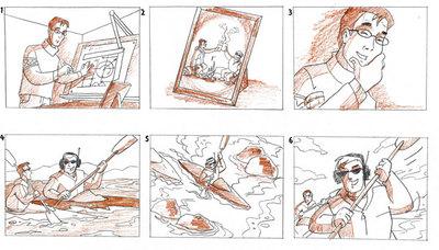 На чем рисуют современные мультфильмы