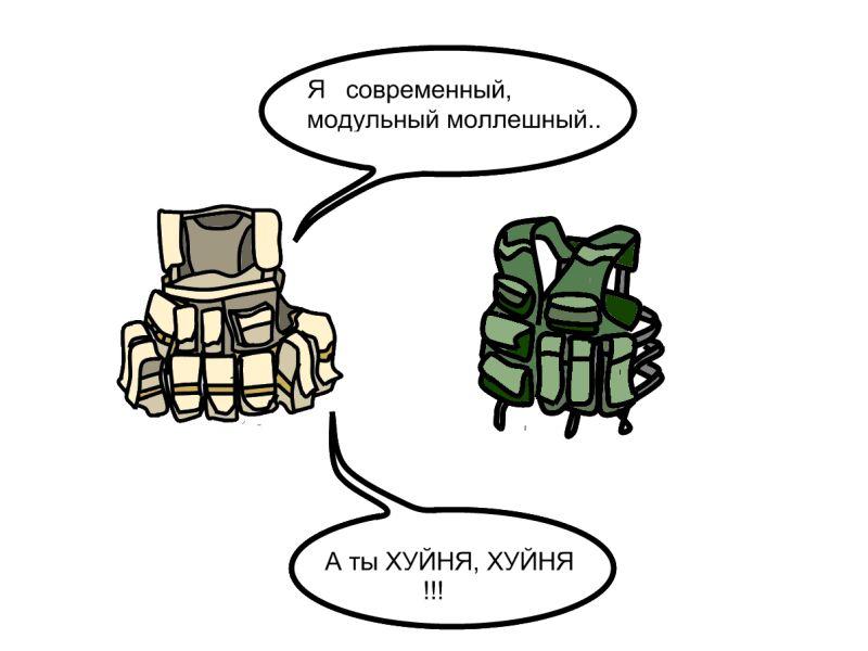 Decuria Prima Main Forum Юмор про разгрузы.