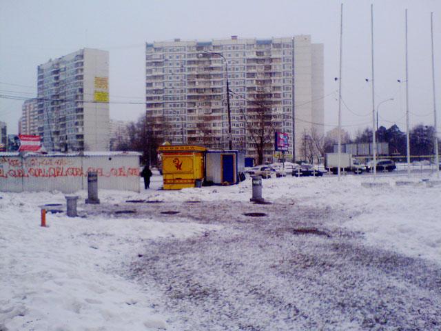 Москва, Свиблово, 100.55 КБ