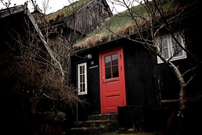 Дом в г.Торсхавн,о.Стреймой
