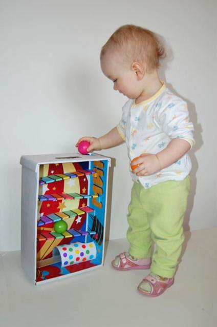 Игрушки своими руками для детей от 1 3 лет