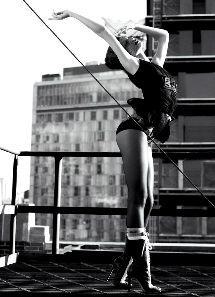 Ana Beatriz Barros V Magazine