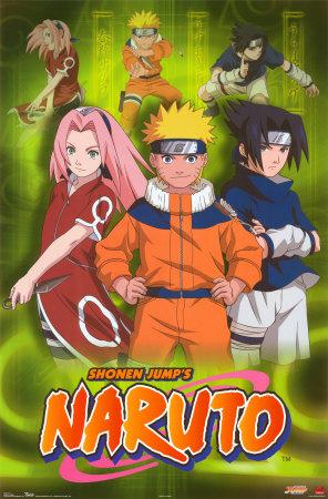 Наруто / Naruto [S01-02] + Бонус (2002-2010) DVDRip,TVRip, HDTVRip