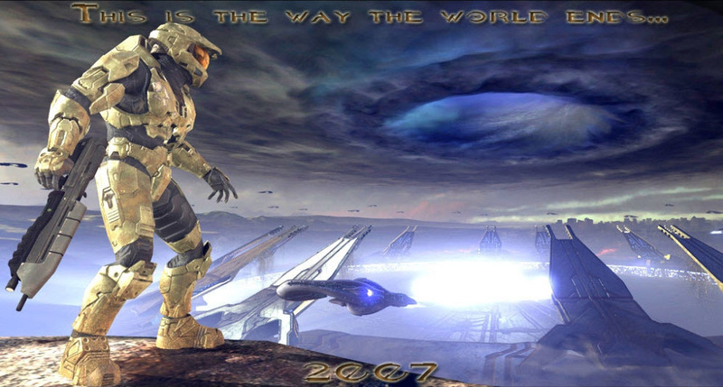 never forget halo 3