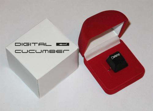 DIGITAL CUCUMBER - магический перстень Delete