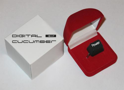 DIGITAL CUCUMBER - магический перстень Power