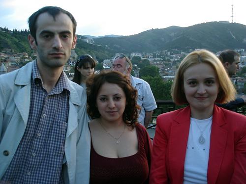 Встреча тбилисских блоггеров в Тбилиси