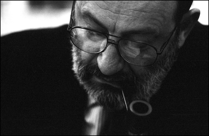Umberto eco jan 2000 leonardo cendamo