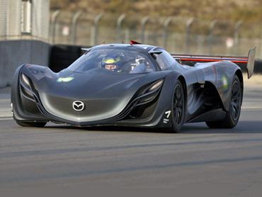 Mazda не смогла сохранить в тайне концепт Furai