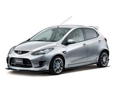 В Токио покажут прототип Mazdaspeed Demio