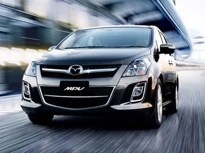 Mazda обновила минивэн MPV