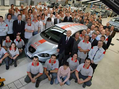 SEAT выпустил 16-ти миллионный автомобиль