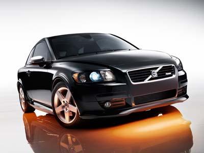 Volvo выпустил ограниченную партию C30 R-Design