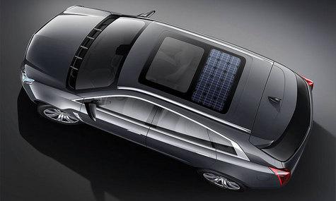 Cadillac Provoq проедет 480 км без грамма бензина