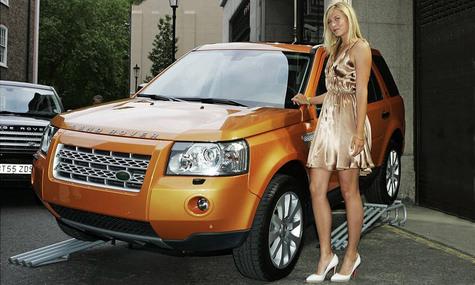 Самые популярные автомобили российских звезд