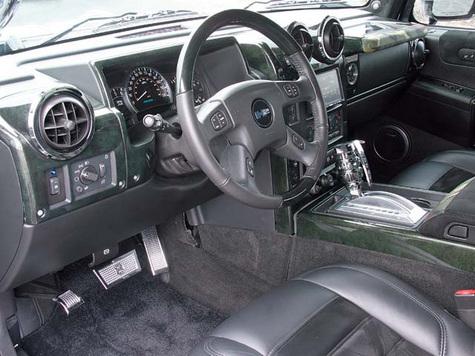 Главный мужской тест: Hummer – Escalade – QX56