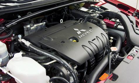 Mitsubishi Lancer X vs. Honda Civic 5D