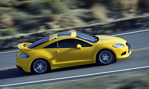 Mitsubishi Eclipse планирует вернуться в Европу