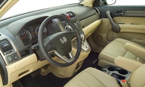Honda CR-V идет на повышение класса