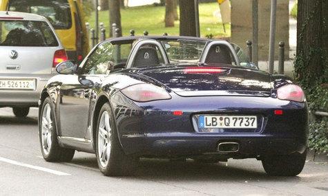 Porsche Boxster и Cayman разоблачились