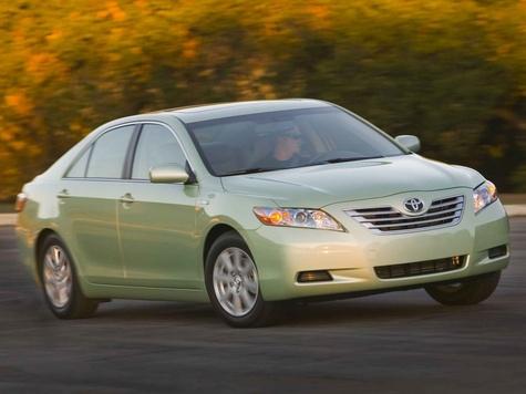 Рынок США в 2007 году: Toyota «задвинула» Ford