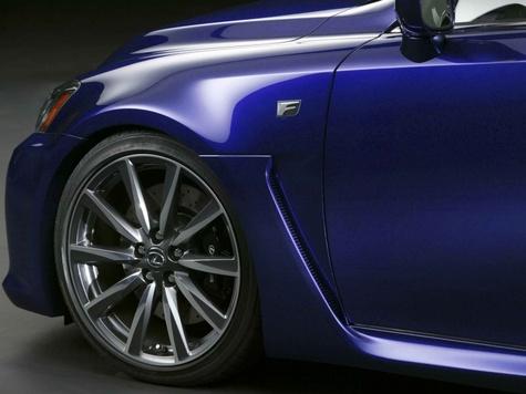 «Фантом» с эмблемой Lexus