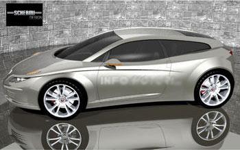 Fiat затевает новый спорткар