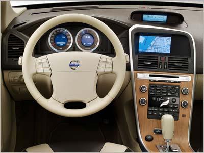 Volvo XC60. Безопасность на стыке двух стилей