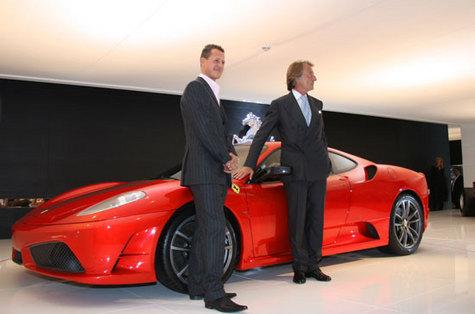 Ferrari манят кошельки японцев