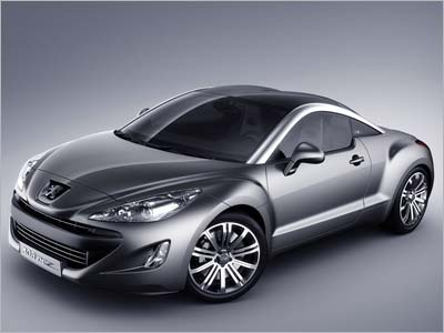 Peugeot автосалоне в Женеве