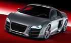 Audi R8 показывает дизельное будущее спорткаров