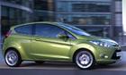 Ford Fiesta 2009 в сумасшедшем дизайне. ВИДЕО