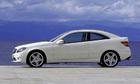 Mercedes-Benz изобрел новый класс купе